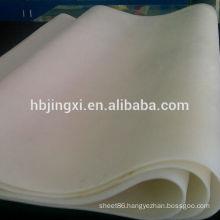 Food Grade Silicone Rubber Sheet , FDA Silicone Sheet