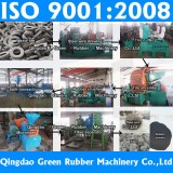 Rubber Machine Manufacturer Waste Tire Recycling Machine for Rubber Powder