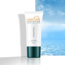 Wholesale Custom Velvet Pre-Makeup Cream Whitening Moisturizer Isolation Cream
