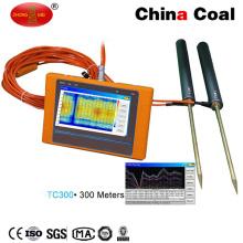 Pqwt-Tc300 Localizador de agua de prospección geofísica de tierra