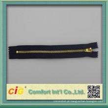 #4 slider do bronze do zipper YG