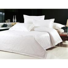 100% algodão / T / C 50/50 jacquard hotel / conjunto de cama de casa (WS-2016018)