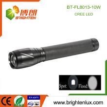 Fabrik Versorgung Metall 3 C Power Cell 5 Modus Licht Multifunktions Strobe Zooming xml t6 10w Cree lange Reichweite Taschenlampe