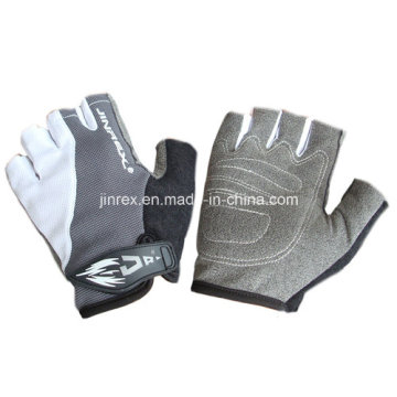 Popular Gym Bicycle Half Finger Cycling Padding Bike Sports Glove
