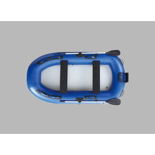 Perfect Blue Fishing Dinghy Boat