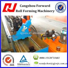 QJ Light Gauge perfil de acero rollo que forma la máquina