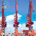 Marine Portal Crane,Shipyard portal crane,slewing jib portal crane