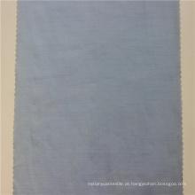 Popular tecido atoalhado cinza de voile de algodão