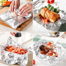Widely use!!! kitchen foil for food covering