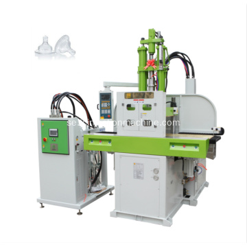 LSR Silikon Baby Nipple Injection Molding Machine
