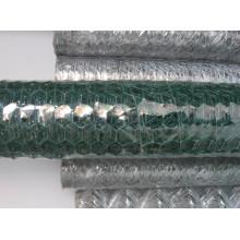 Filet hexagonal de fabrication de fil de sécurité de toiture