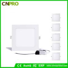 LED Square 24W Super Slim Panel Light for Home Commercial