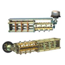 Off-Circuit Capacity Regulierung Tap Changer Schaltkreis