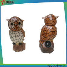 Artwork Owl Shape Bluetooth Speaker (GEIA-063)