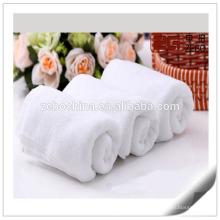 Pure algodón suave precio de fábrica Venta al por mayor blanco hotel usado toalla corporal