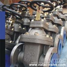 5k/10k JIS Stainless Steel CF8/CF8m/CF3/CF3m Marine Gate Valve