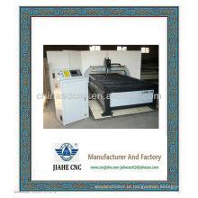 Máquina de corte de JK - 1325P cnc plasma para corte de folha de vidro de fibra