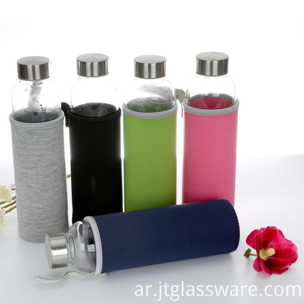 Silicone Sleeve Top Carrying Strap