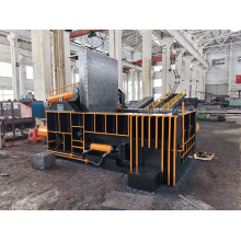 Hydraulic Light Metal Baling Press Scrap Iron Baler
