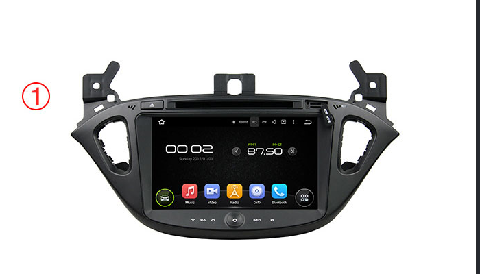 CORSA 2015-2016 KD-8115 Free sex dvd Player