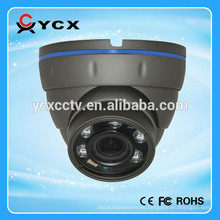 3x zoom Auto Focus MIni HD CVI IR Cámara Domo Lente motorizada uso interior cctv cámara array ir leds