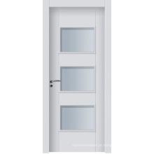Portas interiores de WPC, porta francesa de WPC (KG17)
