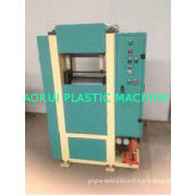 1000kg/h Time-saving Wpc Embossing Machine Plastic Auxiliary Equipment