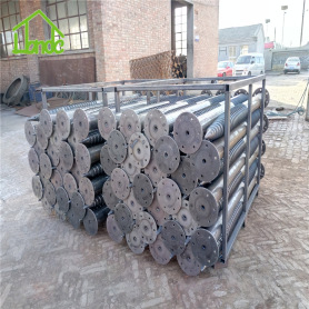 Solar Mounting System Digunakan Ground Screw Pile Anchor
