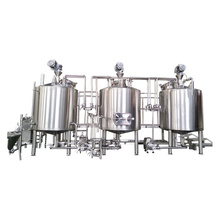 1000L turnkey industrial beer brewing system brewery equipment for sale