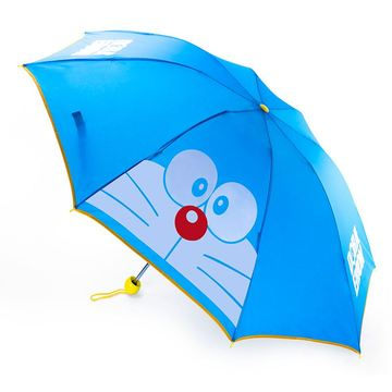 Doraemon Cartoon folding sun and rain kid umbrella