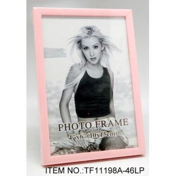 Cadre Photo de qualité en plastique verre
