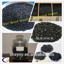 New Arrival High Iodine Value Carbon Carbonato ativado com base em carvão com preço competitivo