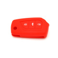 Toyota Corolla silicon car key cover shell