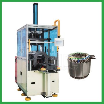 Big industry motor stator coil winding forming machine