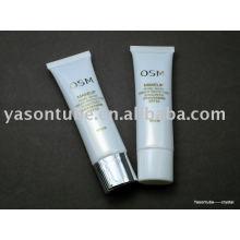 Tube ovale pour emballage cosmétique en tube chaud