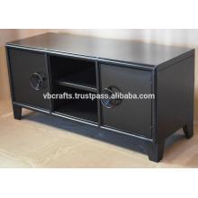 Rétro Vintage Industrial Tv Unit