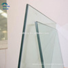hot sale 15mm high quality wholesale polished edges tempered glass for office door