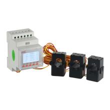 Измеритель мощности солнечной панели с трансформатором тока деления
