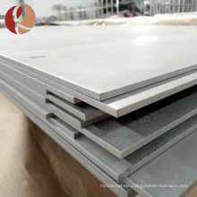High elastic zirconium molybdenum alloy plate price per kg