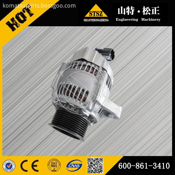 PC200-7 alternator 600-861-3410
