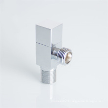 1/2 Inch High Quality Quick Open Brass Angle Valve Brass Water Stop Angle Valve For Toilet