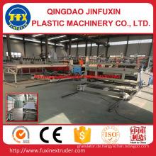 PVC-Bau-Krustenschaum-Blatt-Maschine