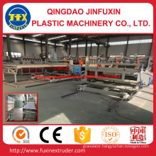 PVC Construction Crust Foam Sheet Machine