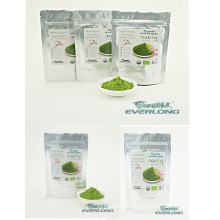 Matcha Super Green Tea Powder Japanese Style 100% Organic EU Nop Jas Certified Small Order Avaliable (GTP 05)