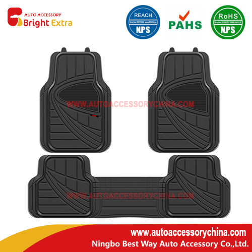 Custom Rubber Car Mats