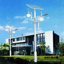 5 ans de garantie CE CEI RoHS a mené des lumières solaires menées de paveur