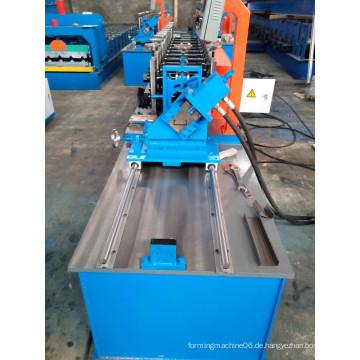 Omega-Modell-Kanal-Umformmaschine