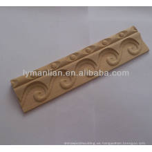 moldura decorativa de madera