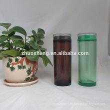respetuoso del medio ambiente para requisitos particulares plástico simple de alta calidad beber botella