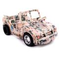 Chileren Inertia-Sliding Cars Puzzle Model
